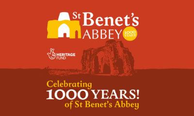 St Benet's Abbey: 1000 years!
