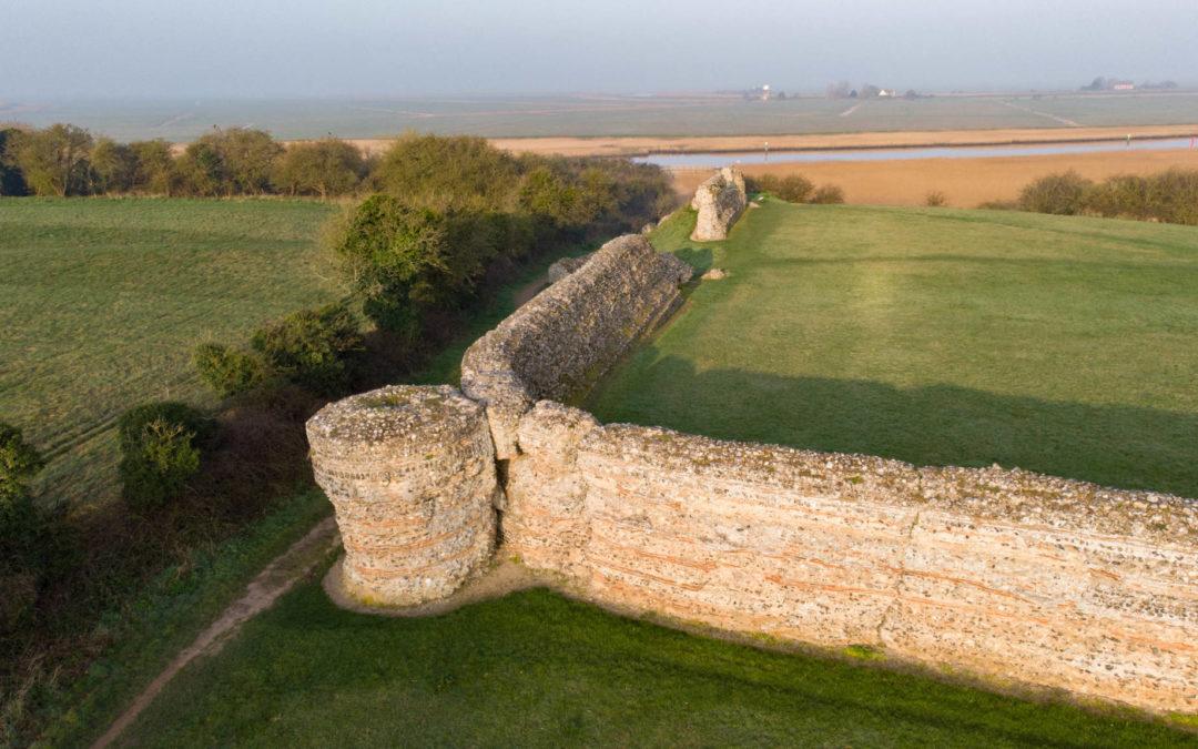 Burgh Castle Tours