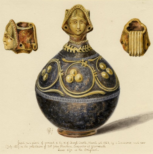 Jar - Norwich Castle Museums collection