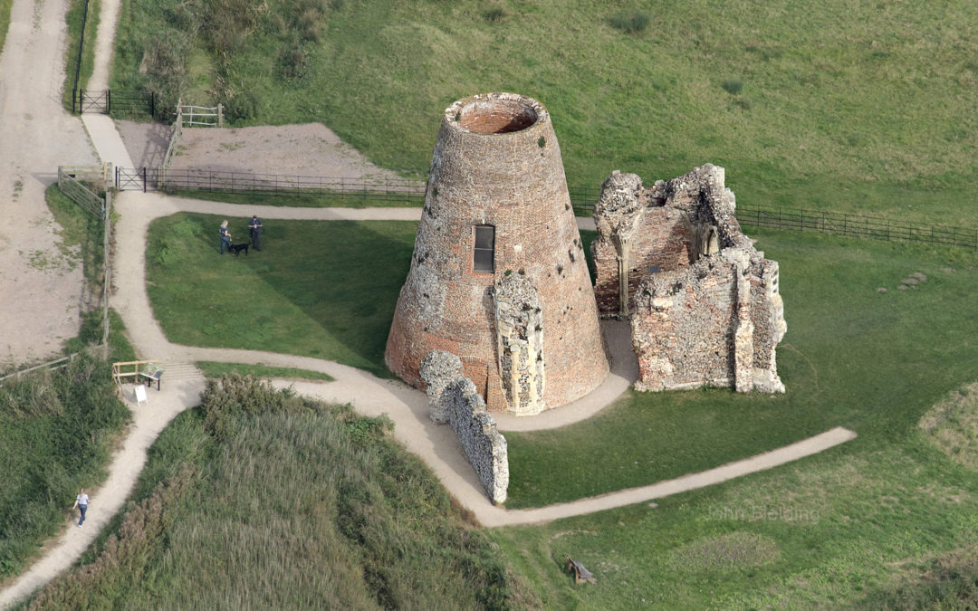 St Benet's Abbey guided tours 2019