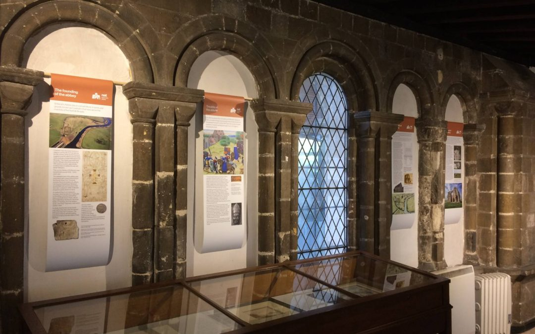 Images of St Benet's Abbey – an exhibition