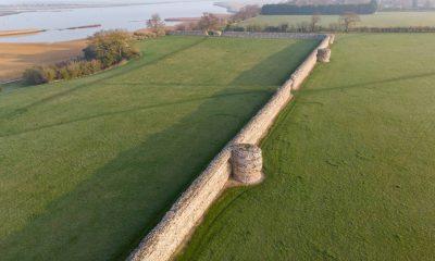 Meet & Greet volunteers needed at Burgh Castle Fort & Caistor Roman Town
