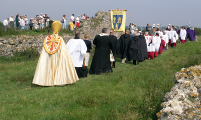 Why was St Benet's Abbey spared by Henry VIII?
