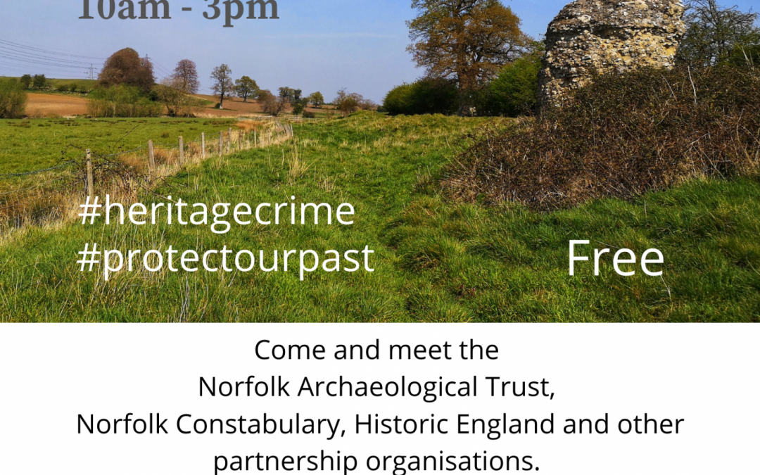 Heritage Day at Caistor Roman Town