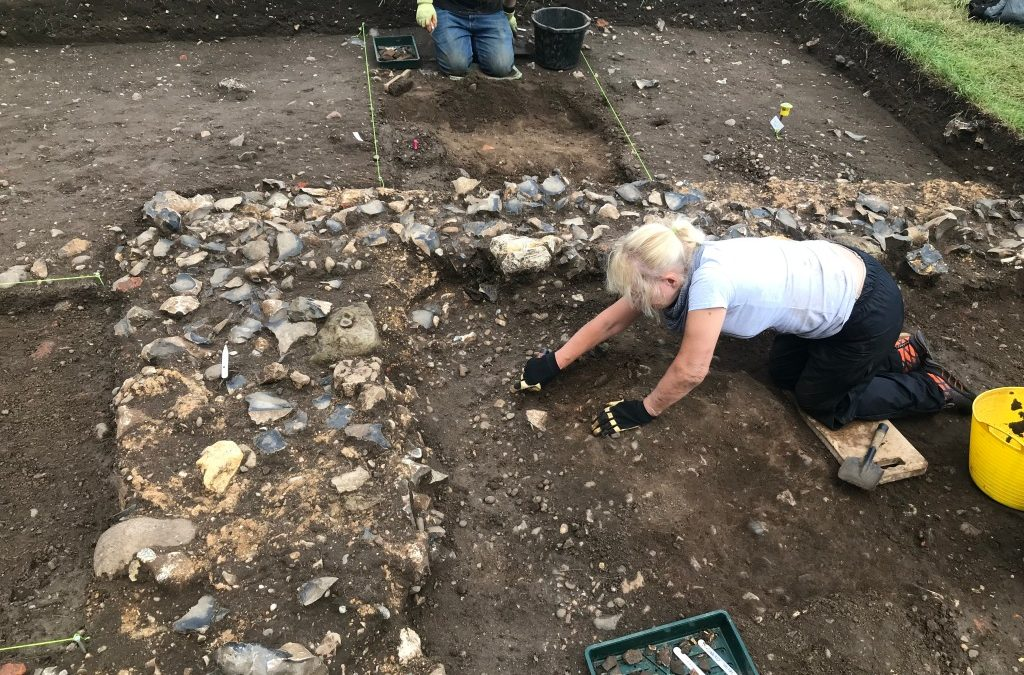 2021 Caistor Roman Project dig concludes